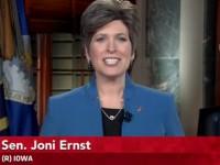 U.S. Sen. Joni Ernst's Republican Response to SOTU