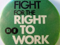 It's a 'Right to Work' thing