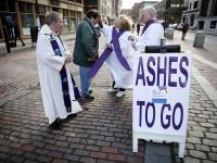 Happy Ash Wednesday … *SMH*