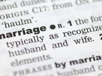 Democrat attempts to redefine marriage