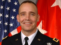 Maj. Gen. Orr gives Condition of Iowa National Guard address