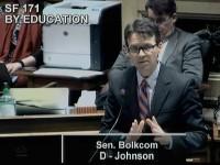 Senate Democrats pass school spending increases