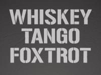 The Whiskey-Tango-Foxtrot File