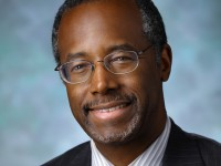 Attempting to appear tolerant, Carson only angers