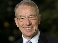 Grassley to attend Caucus on Foster Youth panel on homelessness