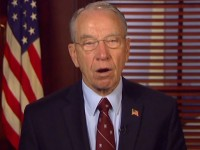 Grassley speaks about police use of body cameras