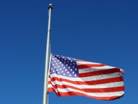 Branstad orders flags at half-staff Friday