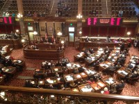 Senate spars over health, human services spending