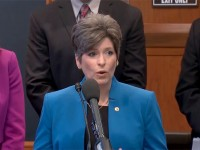 Ernst discusses importance of trade in Iowa