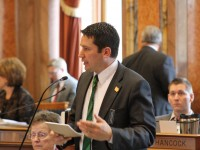 Byrnes: 'I am in favor of the anti-bullying bill, support Common Core'