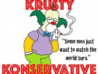 Krusty Konservative: Lipstick on a Pig
