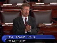 LIVE: Paul filibuster of Patriot Act begins