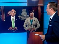 Blum discusses bill to ban first-class travel