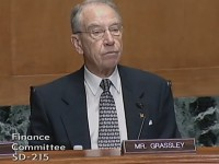 Grassley asks for answers from IRS, FBI