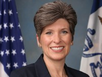 Ernst to hold town hall meetings in Rock Rapids, Sibley