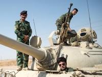 Ernst reinforces support for Kurdish Peshmerga forces