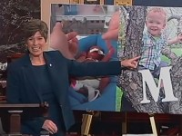 Ernst invokes story of Newton boy in support of 20-week abortion ban