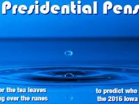 The Presidential Pensieve for October 5, 2015