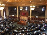 Legislature Moves On Budget