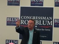 Blum Brings Voices Back to Constituents