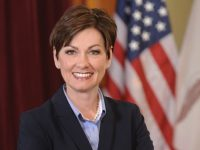 Governor Kim Reynolds